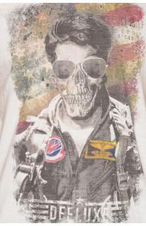 T-Shirt MAVERICK Homme S19198 (45829) - DEELUXE