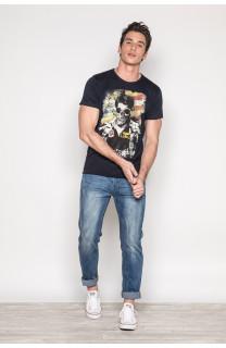 T-Shirt MAVERICK Homme S19198 (45831) - DEELUXE