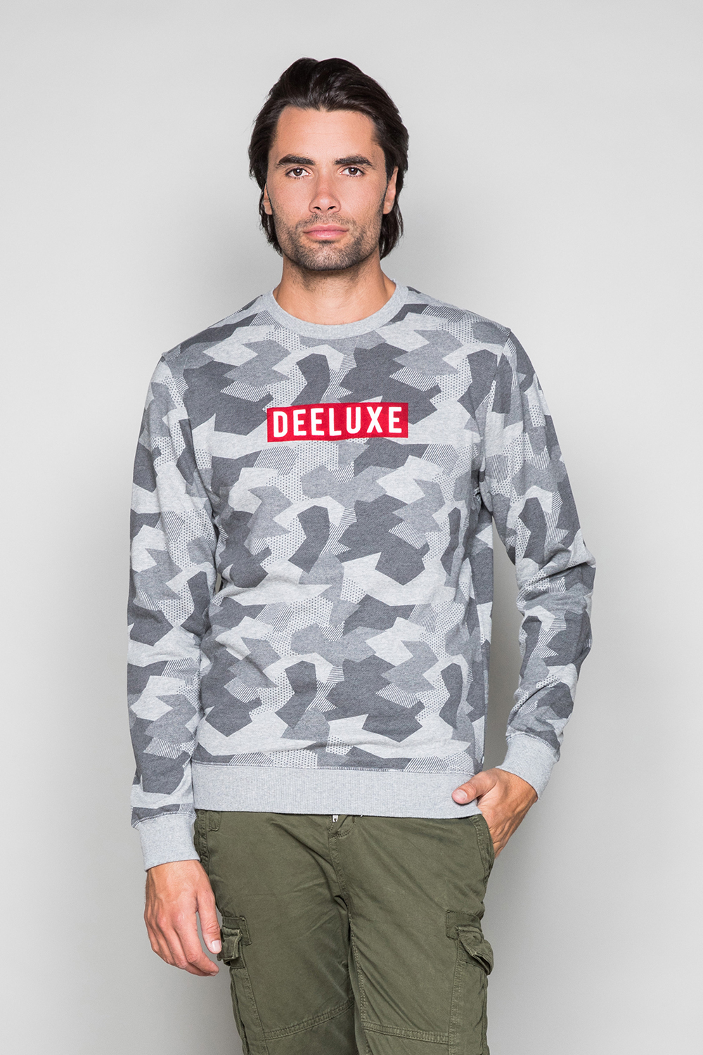 Sweat SWEAT HEATHENS Homme S19536 (45838) - DEELUXE