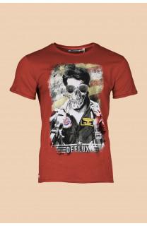 T-Shirt MAVERICK Homme S19198 (45883) - DEELUXE