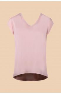 T-Shirt T-SHIRT SWEET Femme S19131W (45913) - DEELUXE