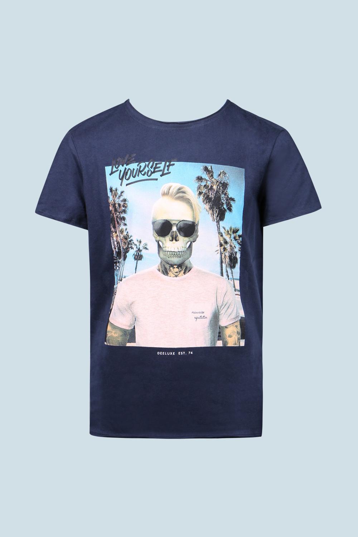 T-Shirt T-Shirt BIEMER Garçon S191101B (45935) - DEELUXE