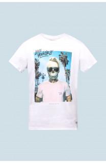 T-Shirt T-Shirt BIEMER Garçon S191101B (45936) - DEELUXE
