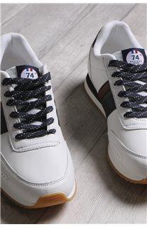 Chaussure BASKETS DESS 19-1 Homme S19SH901 (45946) - DEELUXE