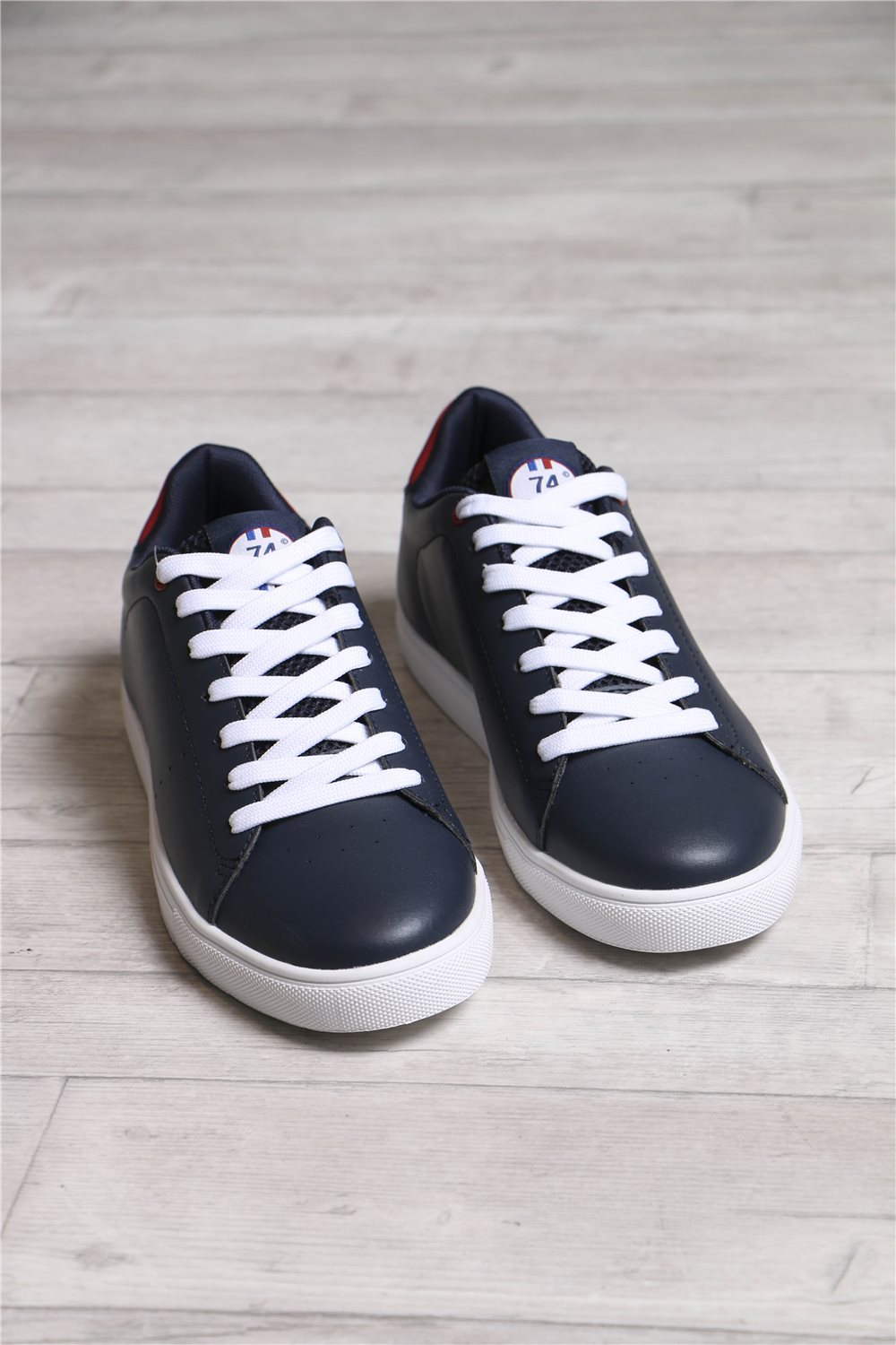 BASKETS DESS 19-2 - Couleur - Navy, Taille - 40