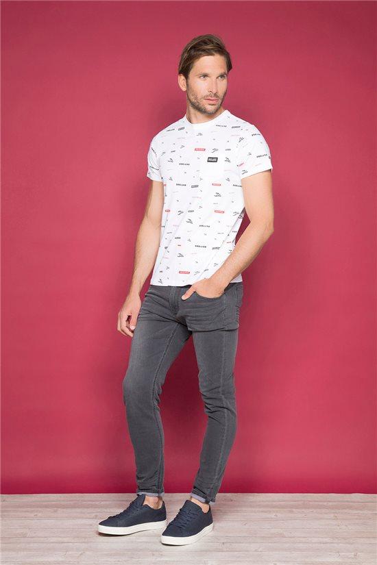 T-Shirt GRANO Homme W19112 (46017) - DEELUXE