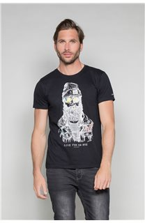 T-Shirt TELLIER Homme W19156 (46027) - DEELUXE