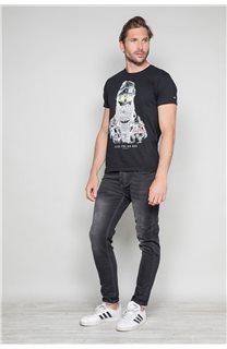 T-Shirt TELLIER Homme W19156 (46028) - DEELUXE