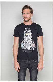 T-Shirt TELLIER Homme W19156 (46029) - DEELUXE