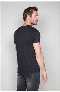 T-Shirt TELLIER Homme W19156 (46030) - DEELUXE