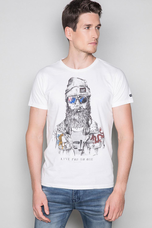 T-Shirt TELLIER Homme W19156 (46032) - DEELUXE