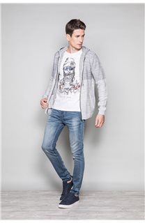 T-Shirt TELLIER Homme W19156 (46033) - DEELUXE