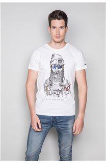 T-Shirt TELLIER Homme W19156 (46034) - DEELUXE