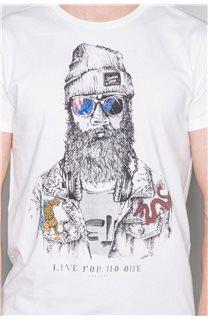 T-Shirt TELLIER Homme W19156 (46036) - DEELUXE
