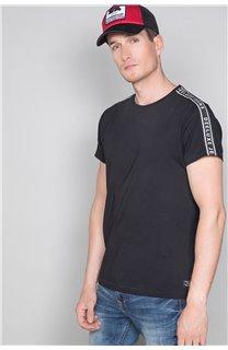 T-Shirt T-SHIRT COLBERT Homme W19187 (46037) - DEELUXE
