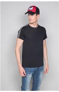 T-Shirt T-SHIRT COLBERT Homme W19187 (46039) - DEELUXE