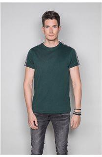 T-Shirt T-SHIRT COLBERT Homme W19187 (46044) - DEELUXE