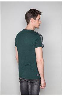 T-Shirt T-SHIRT COLBERT Homme W19187 (46045) - DEELUXE