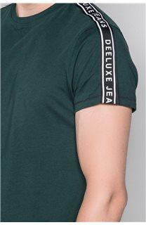 T-Shirt T-SHIRT COLBERT Homme W19187 (46046) - DEELUXE