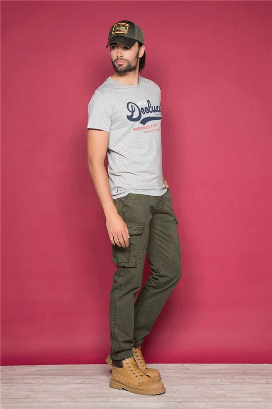 T-shirt BACK Homme Deeluxe