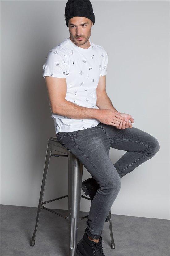 T-shirt NOTSORRY Homme Deeluxe