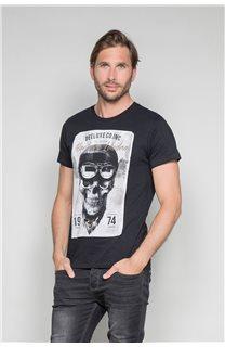 T-Shirt CLEM Homme P196 (46156) - DEELUXE