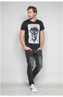 T-Shirt CLEM Homme P196 (46157) - DEELUXE