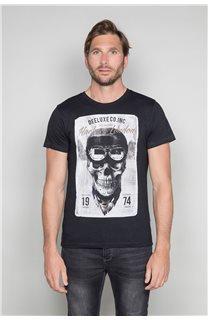 T-Shirt CLEM Homme P196 (46158) - DEELUXE
