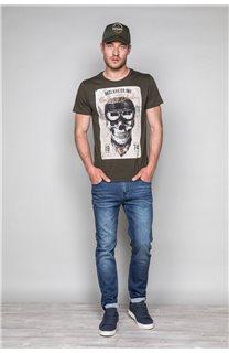 T-Shirt CLEM Homme P196 (46162) - DEELUXE