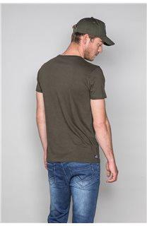 T-Shirt CLEM Homme P196 (46164) - DEELUXE