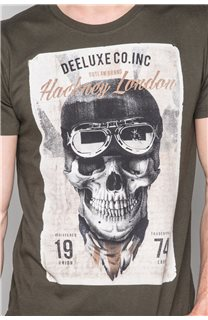 T-Shirt CLEM Homme P196 (46165) - DEELUXE