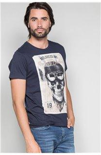 T-Shirt CLEM Homme P196 (46166) - DEELUXE