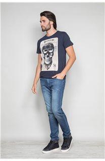 T-Shirt CLEM Homme P196 (46167) - DEELUXE