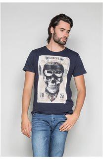 T-Shirt CLEM Homme P196 (46168) - DEELUXE