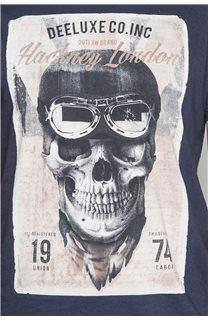 T-Shirt CLEM Homme P196 (46170) - DEELUXE