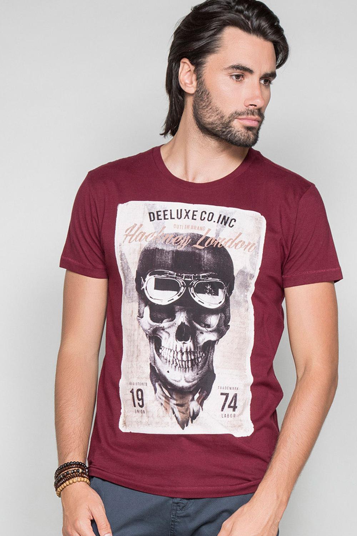 T-Shirt CLEM Homme P196 (46171) - DEELUXE