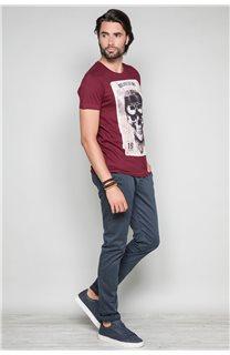 T-Shirt CLEM Homme P196 (46172) - DEELUXE