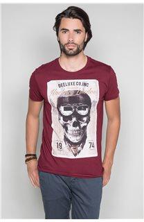 T-Shirt CLEM Homme P196 (46173) - DEELUXE