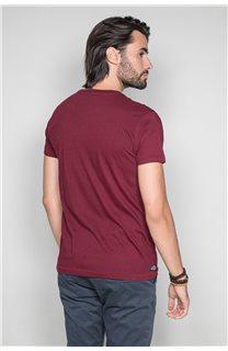 T-Shirt CLEM Homme P196 (46174) - DEELUXE