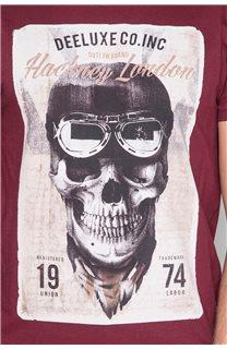 T-Shirt CLEM Homme P196 (46175) - DEELUXE