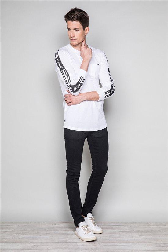 T-Shirt T-SHIRT GANGSTA Homme W19107 (46196) - DEELUXE