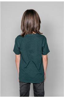 T-Shirt T-Shirt BACK Garçon W191109B (46249) - DEELUXE