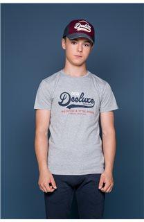 T-Shirt T-Shirt BACK Garçon W191109B (46251) - DEELUXE