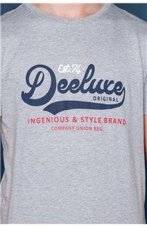 T-Shirt T-Shirt BACK Garçon W191109B (46255) - DEELUXE