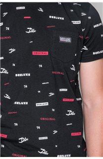 T-Shirt T-Shirt GRANO Garçon W19112B (46265) - DEELUXE