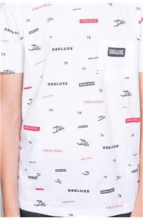 T-Shirt T-Shirt GRANO Garçon W19112B (46270) - DEELUXE