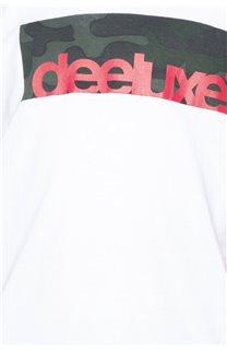 T-Shirt GABLES Garçon W19119B (46280) - DEELUXE