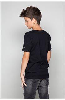 T-Shirt TELLIER Garçon W19156B (46284) - DEELUXE