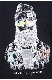 T-Shirt TELLIER Garçon W19156B (46285) - DEELUXE