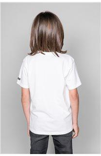 T-Shirt TELLIER Garçon W19156B (46289) - DEELUXE